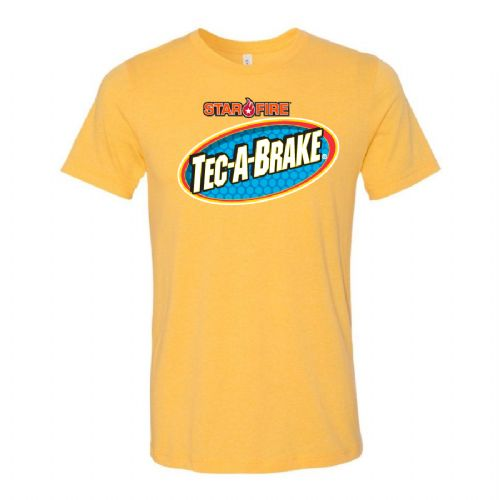 Tec A Brake T-Shirt - Maize Yellow